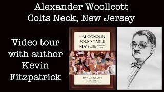 Algonquin Round Table New York: Alexander Woollcott