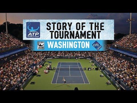 Story of the 2017 Citi Open in Washington