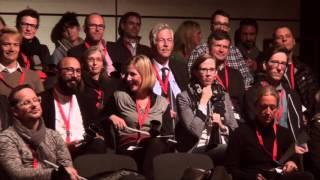 PULSE!  Oder: Wie Musik der Menschheit auf die Beine half | Helge Rosenbaum | TEDxKoeln