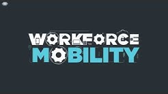 Workforce Mobility Animated Infographic.