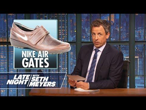 Bad Sponsors: Nike Air Gates, LEGO Socks