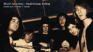 Mainhorse Airline - Blunt Needles
