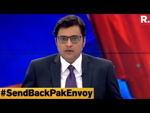 Why is Pakistan playing Victim After Harassing Indian Diplomats? | The Debate With Arnab Goswami