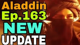 Aladdin–Naam Toh Suna Hoga  Ep 163 | Aladdin  Episode 162 | Aladdin - Ep Upcoming 163, 164 UPDATE