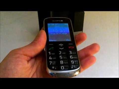 Téléphone Portable Senior JOY