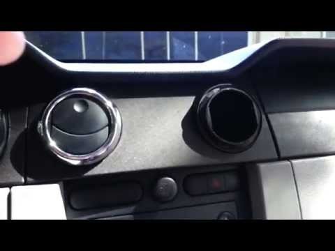 Ford Mustang AC Vent Replacement 2005-2010