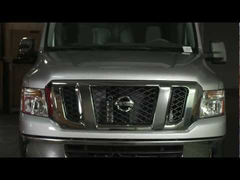 Nissan NV Cargo Van Commercial Vehicle Comparison
