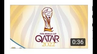 FIFA World Cup 2022 Qatar Intro | WM 2022 Intro