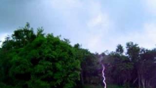 Small Lightning Streamer
