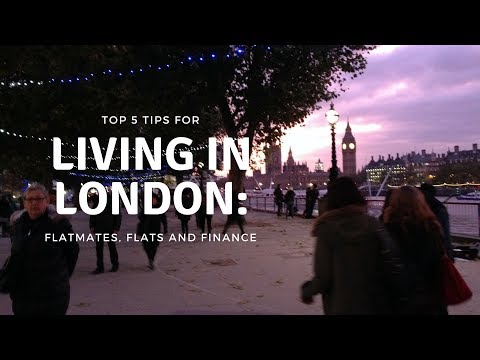 TOP 5 TIPS FOR FINDING A FLAT IN LONDON!