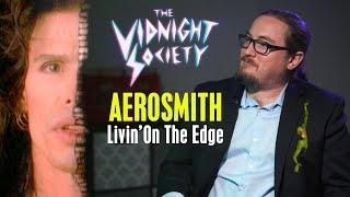 Скачать The Vidnight Society Aerosmith Living On The Edge