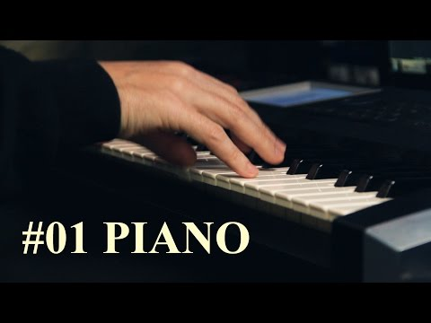 For the snow   Playing piano #01