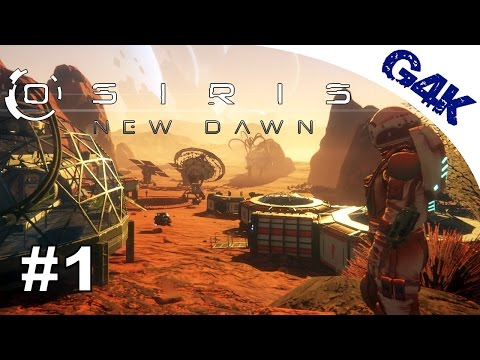 Osiris New Dawn | A New Space Survival...