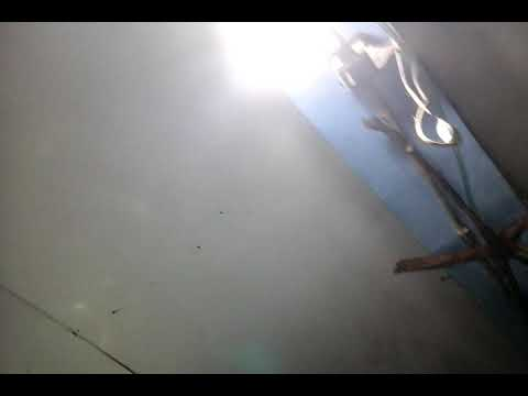Kyzuku mini ceiling fan (w clean blades)