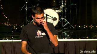 Steven Morrow: Snapshot: Renewal and Restoration - Biola University After Dark Chapel