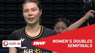 Download Video SF | WD | FUKUSHIMA/HIROTA (JPN) [1] vs KIM/KONG (KOR) | BWF 2019 MP3 3GP MP4