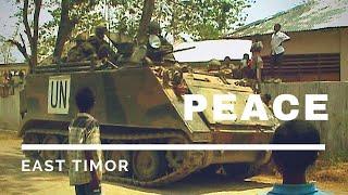 APC peace-keeping patrol - UNTAET East Timor