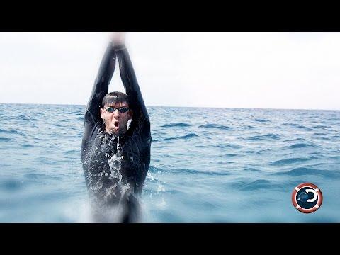 Phelps Vs. Shark: The Battle for Ocean Supremacy | SHARK WEEK