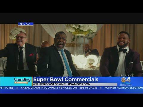 Trending: Super Bowl Commercials