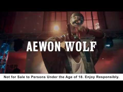 Bacardi House Party South Africa: Aewon Wolf