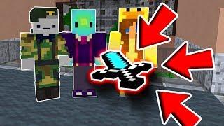UCCIDO 3 INNOCENTI CON UN COLPO SOLO!! Minecraft Murder Mystery ITA