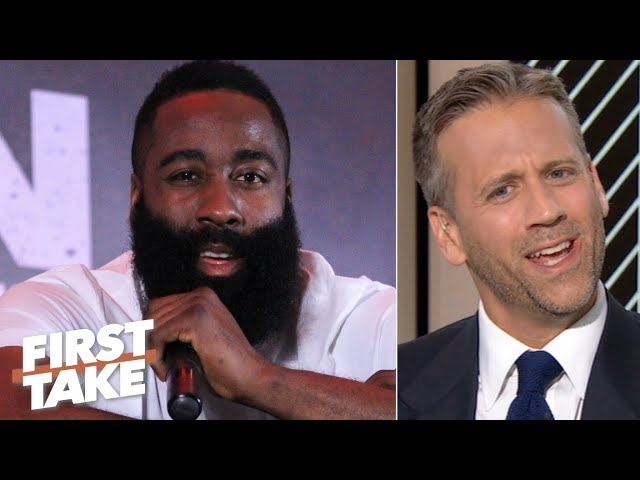 What is James Harden complaining about? – Max Kellerman   First Take
