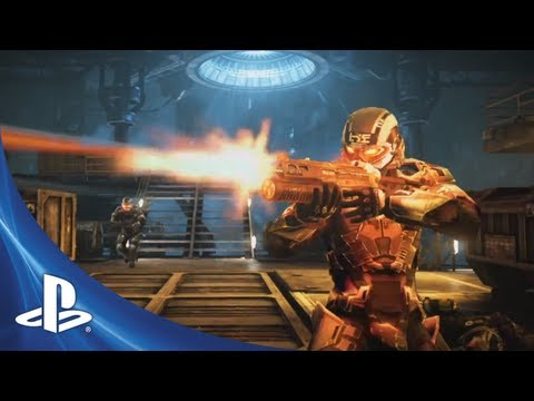 Killzone: Mercenary - E3 Trailer | E3 2013
