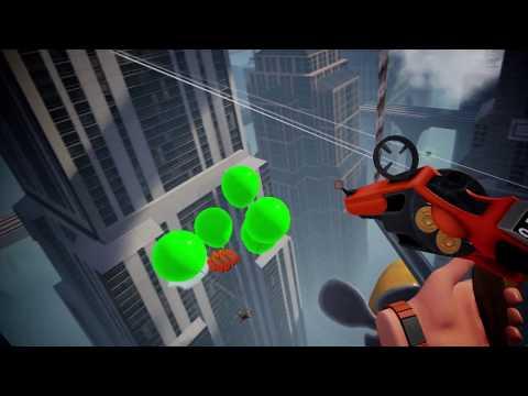 Balloon Chair Death Match Trailer (Climax Studios) - Rift, Vive