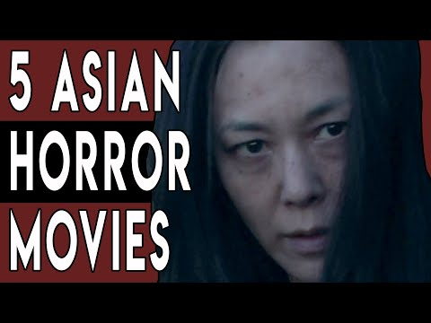 5 Asian Horror Movies You NEED to Watch