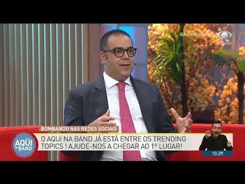 "Sartori critica excessos no combate à pandemia: ""Esse regime ditatorial gera revolta"" | AQ"