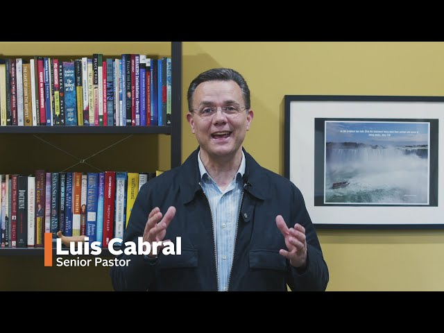 IMPORTANT UPDATE from Ps. Luis Cabral