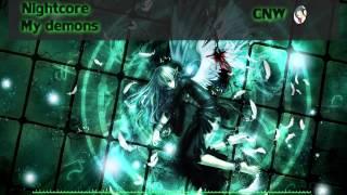 Nightcore My Demons Request