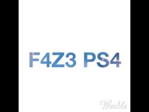 FAZE PS4 F4Z3 PS4