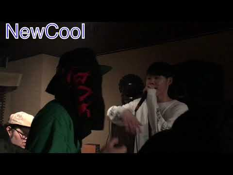 NewCool vol.2  ZIGGOLO vs DAKKI