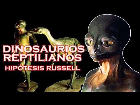 ¿Evolucionaron los dinosaurios en seres reptilianos? La hipótesis de Russell | VM Granmisterio