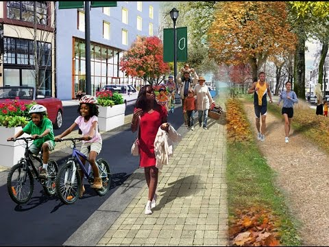 Webinar: Economic Impacts from Bicycle and Pedestrian Street Improvements