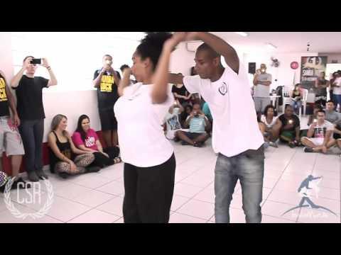 Baila Mundo - Rogérinho SambaRock e Thais Blac (1º Congresso de Samba Rock do Brasil)