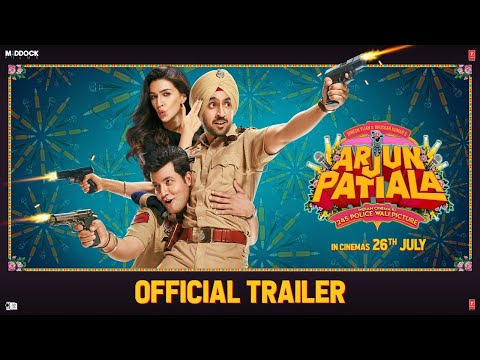Official Trailer: Arjun Patiala | Diljit, Kriti, Varun | Dinesh V | Rohit J | Bhushan K | 26 July Mp3