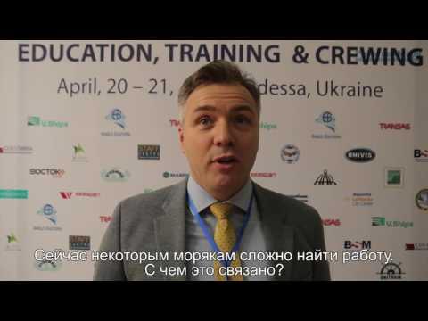Как морякам найти работу в кризис: рассказывает Илья Кудинов, компания Seaspan