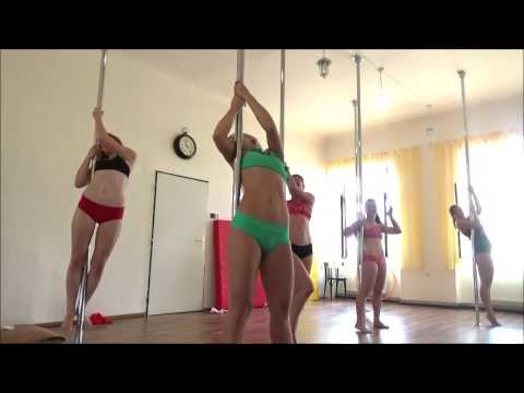 Bosky - Pole Dance - Basic Choreography - Chet Faker - Gold