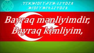 Video Bəxtiyar VAHABZADƏ - ''BAYRAQ'' Şeiri. ✵☽ ''Azərbaycan Türk'ü Bayrağı'' ☾✵ (Yazılı) | 1080p ᴴᴰ 𐱅𐰈𐰼𐰚 download MP3, 3GP, MP4, WEBM, AVI, FLV Agustus 2018