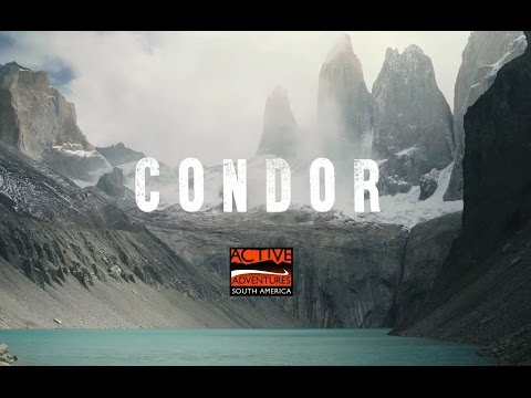 Patagonia Hiking Adventure 'Condor' trip