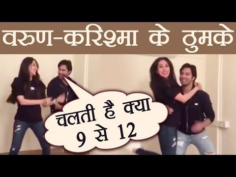 Chalti Hai Kya 9 Se 12: Varun Dhawan and...