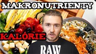 Ako si nastavit Makronutrienty, Kalorie / Kolko Proteinu potrebujes / Ako zacat chudnut TUK /