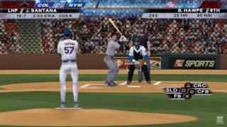 Major League Baseball 2K9 PSP Gameplay HD