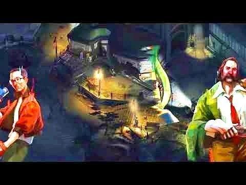 DISCO ELYSIUM (New Detective RPG 2018) Official Trailer - Gameplay Trailer 1440p