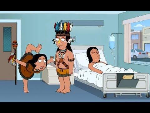 Family Guy - Native American