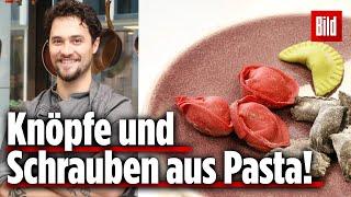 New Yorker Nudel-Designer macht jetzt Pasta in Deutschland