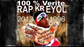 100 vrit Rap kreyol 1996 a 2013