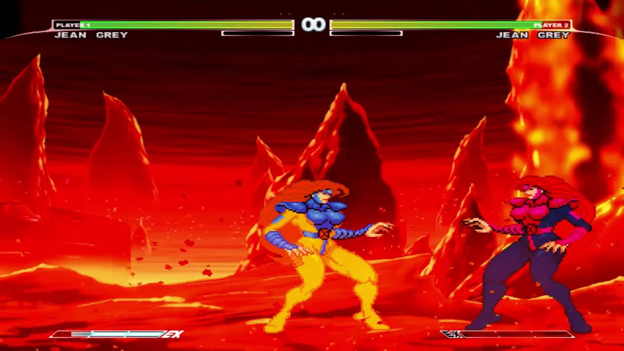 Jean Grey - Downloads - The MUGEN ARCHIVE